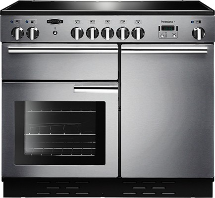 Rangemaster Professional Plus 100CER SS 112350 Electric Range Cooker