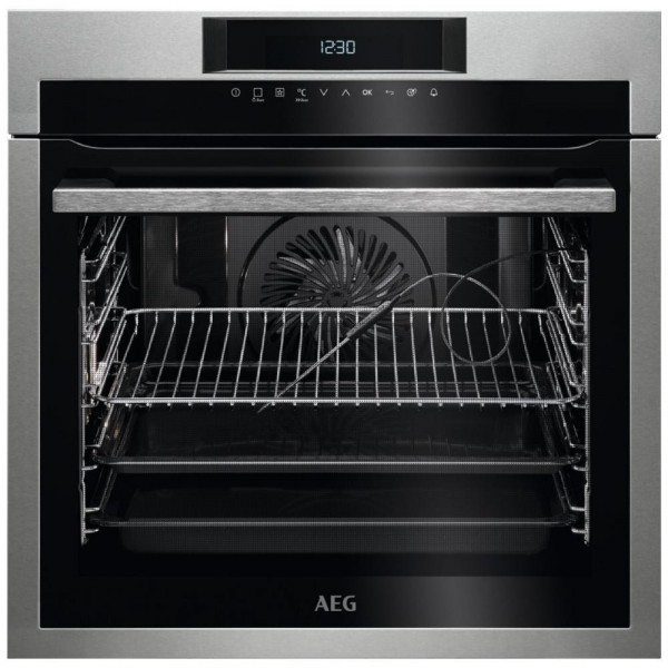 AEG BPE742320M Single Oven Electric