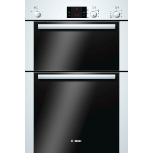 Bosch HBM13B221B Double Oven Electric