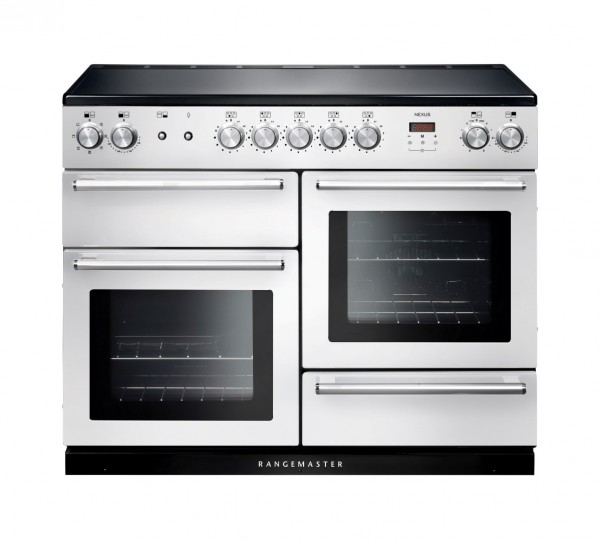 Rangemaster Nexus 110IND White 106170 Electric Range Cooker