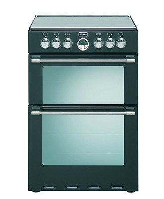 Stoves Sterling 600E Blk Electric Cooker