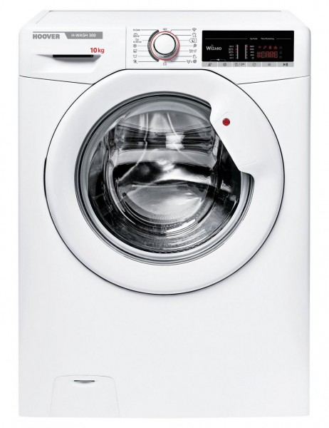 Hoover H3W4105TE Agency Model Washing Machine