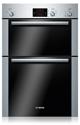 Bosch HBM13B251B Double Oven Electric