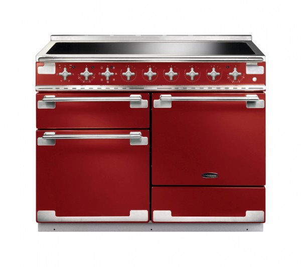 Rangemaster Elise 110IND Cherry Red 100380 Electric Range Cooker