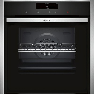 Neff B58CT68N0B Single Oven Electric