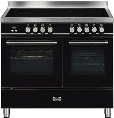 Britannia RC-10TI-QL-K Electric Range Cooker