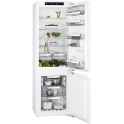 AEG SCE8182XNC Integrated Fridge Freezer