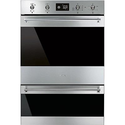 Smeg DOSP6390X Double Oven Electric