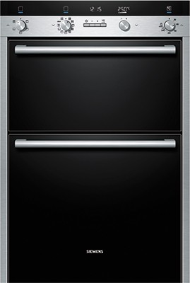 Siemens HB55MB551B Double Oven Electric