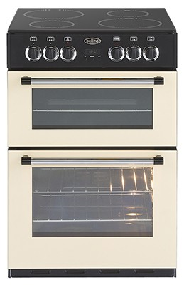 Belling Appliances Ltd Classic 60E Crm Electric Cooker