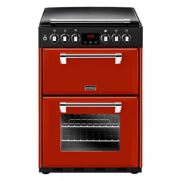 Stoves Richmond 600df Jal Dual Fuel Cooker