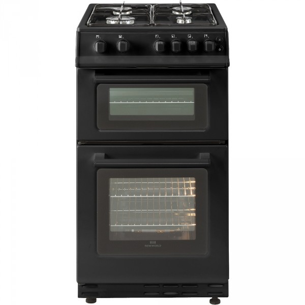 New World 50GTC Blk Gas Cooker