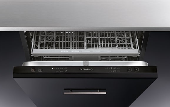 De Dietrich DVH1444J Integrated Dishwasher