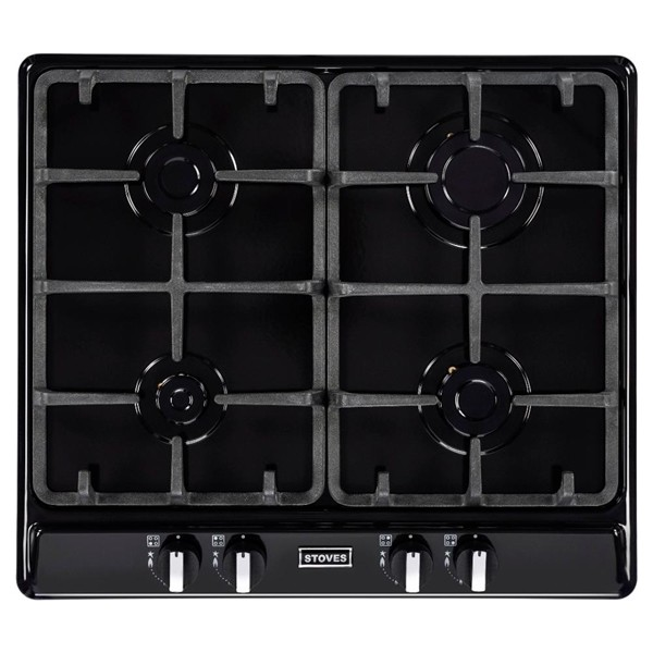 Stoves Richmond 600GH Blk Gas Hob