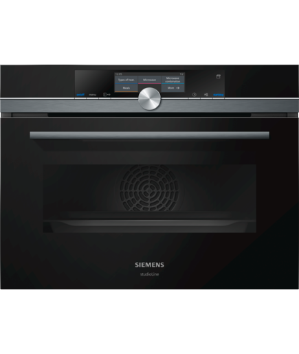Siemens CN878G4B6B Integrated Combination Microwave