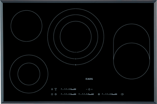 AEG HK854080FB Electric Hob