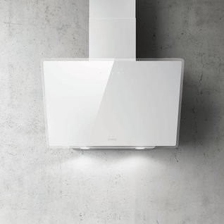 Elica Shire 60 White Cooker Hood