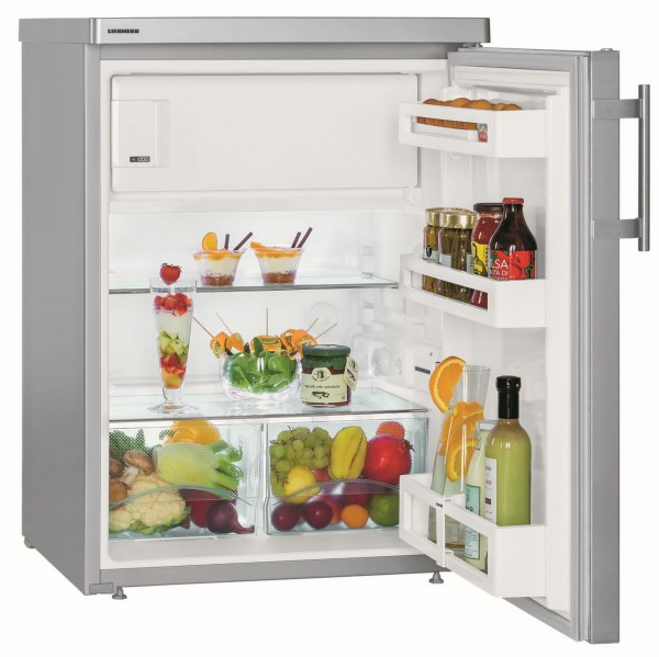 Liebherr TPESF 1714 SMART STEEL/SILVER Fridge With Ice Box