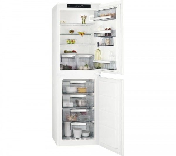 AEG SCE81812NS Integrated Fridge Freezer