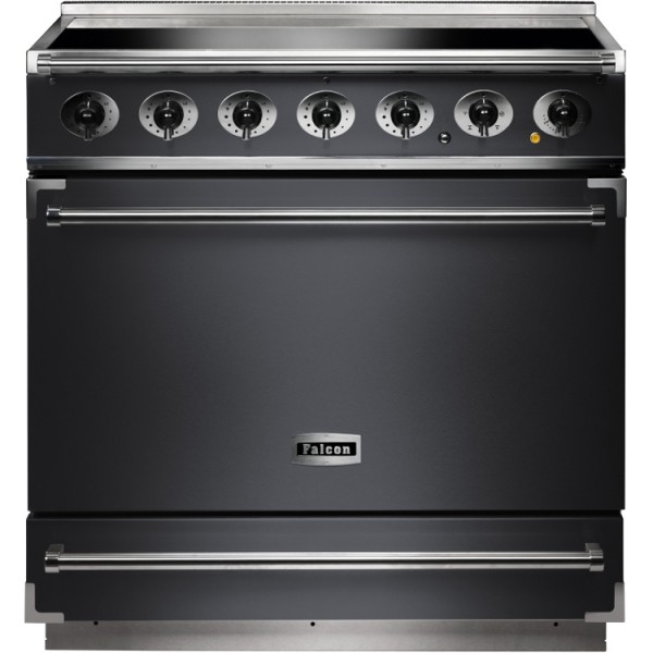 Falcon 900S IND Slate Nickel 102340 Electric Range Cooker