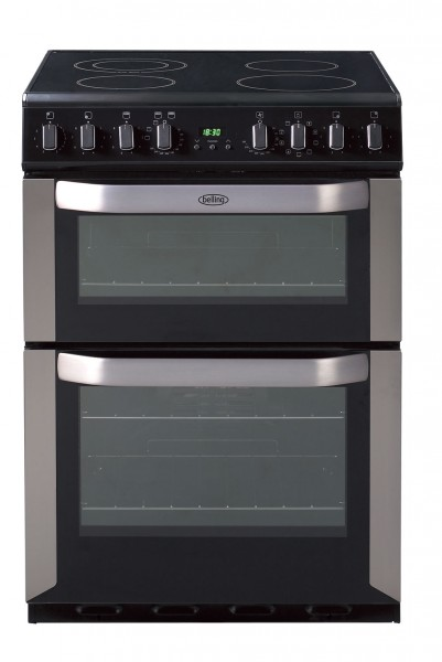 Belling Appliances Ltd FSE60MF SS Electric Cooker