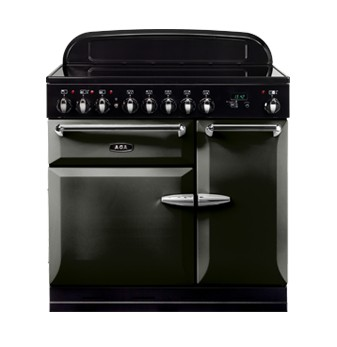AGA Masterchef 90 IND Pewter Electric Range Cooker
