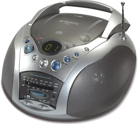 Roberts Radio CD 9959 SWALLOW Radio