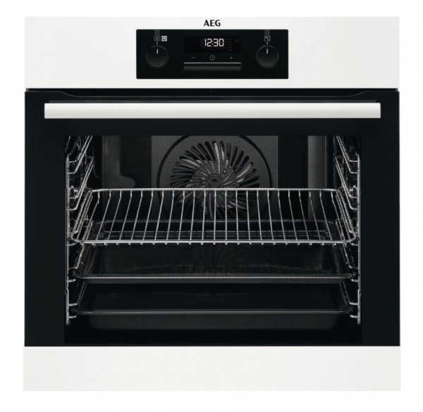AEG BEB351010W Single Oven Electric