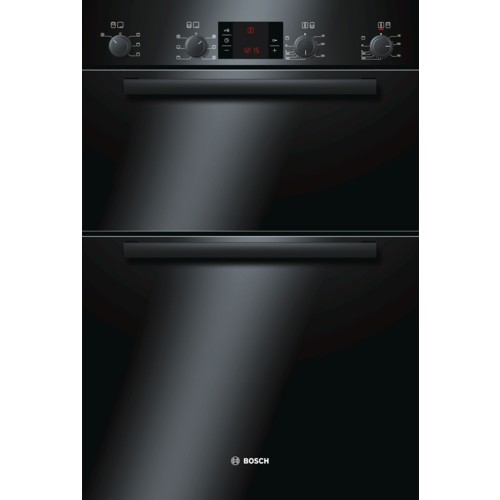 Bosch HBM43B260B Double Oven Electric