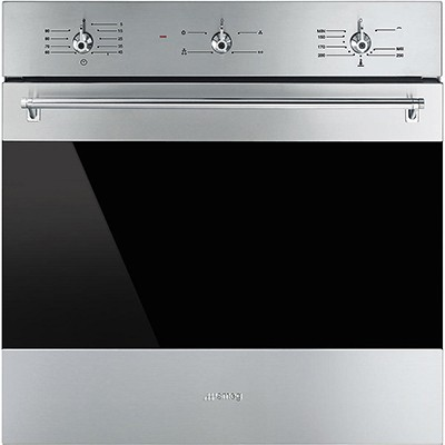 Smeg SF6341GVX Single Oven Gas