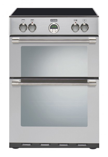 Stoves Sterling 600MFTI SS Electric Cooker