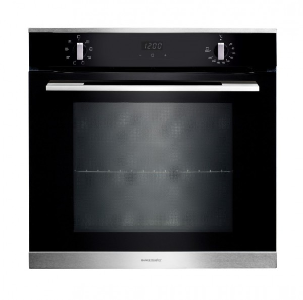 Rangemaster 11214 RMB608BL/SS Single Oven Electric