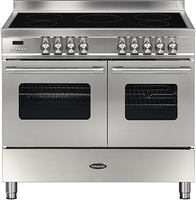 Britannia RC-10TI-DE-S Electric Range Cooker