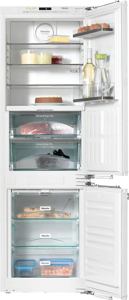 Miele KFN37682 iD Integrated Fridge Freezer