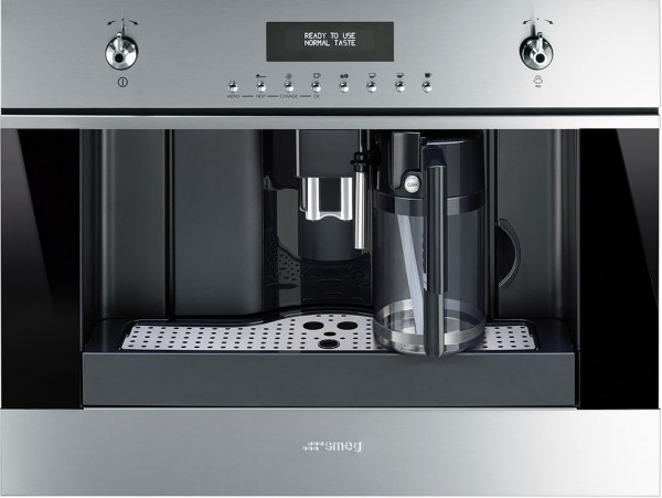 Smeg CMS6451X Built in coffee maker