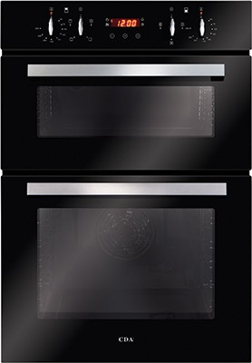 CDA DC940BL Double Oven Electric