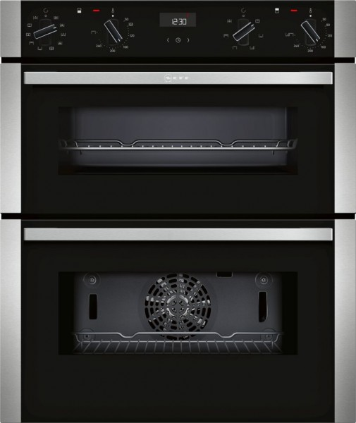 Neff J1ACE4HN0B Double Oven Electric