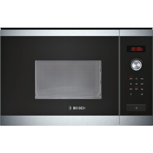 Bosch HMT75M654B Integrated Microwave