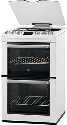 Zanussi ZCG552GWC Agency Model Gas Cooker