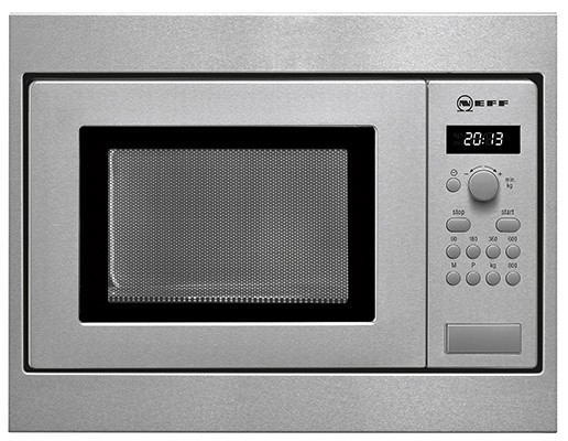 Neff H53W50N3GB Integrated Microwave