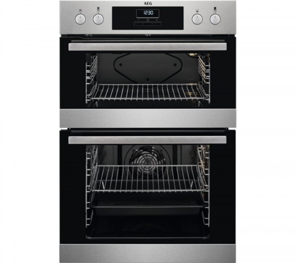 AEG DEB331010M Double Oven Electric