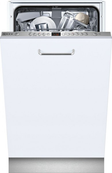 Neff S583C50X0G Integrated Dishwasher