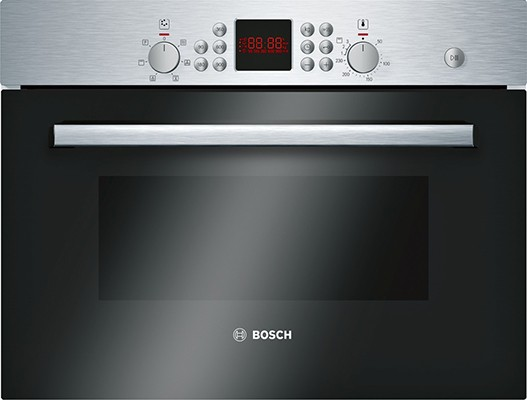 Bosch HBC84H501B Integrated Combination Microwave