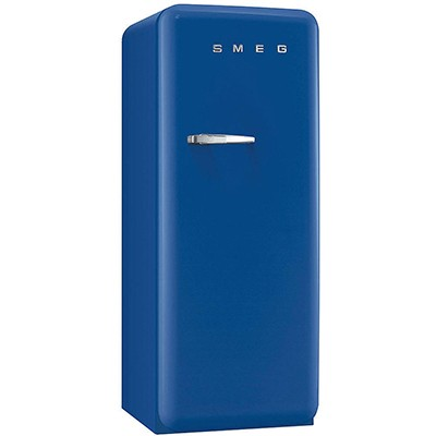 Smeg FAB28QBL1 Fridge With Ice Box