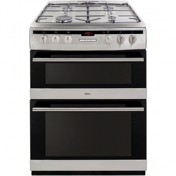 Amica Afg 6450ss Gas Cooker