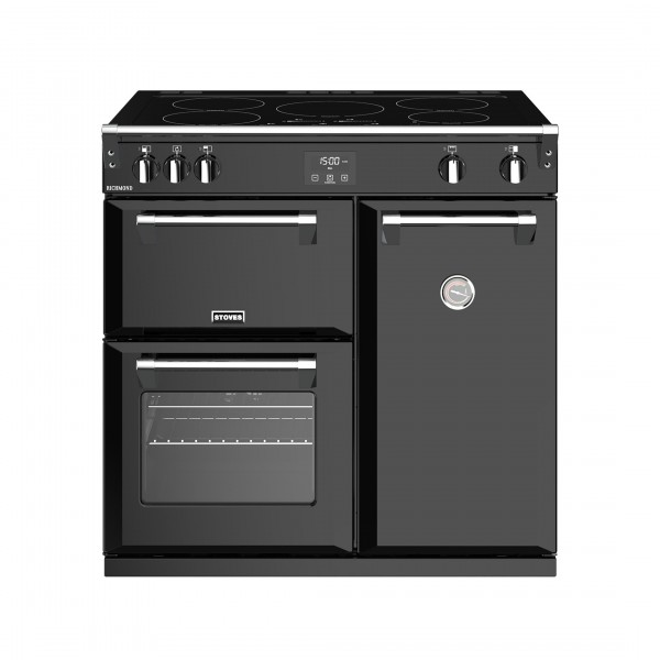 Stoves Richmond S900E i Black Electric Range Cooker