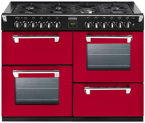 Stoves Richmond 1100DFT CB Hja Dual Fuel Range Cooker