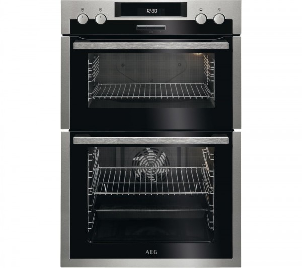 AEG DCS431110M Double Oven Electric