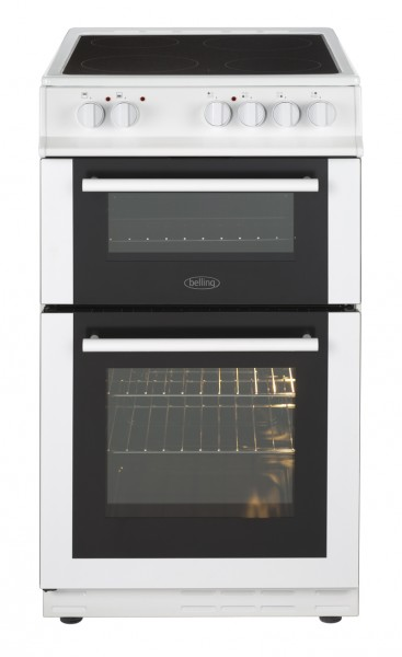 Belling Appliances Ltd FS50EDOC Whi Electric Cooker