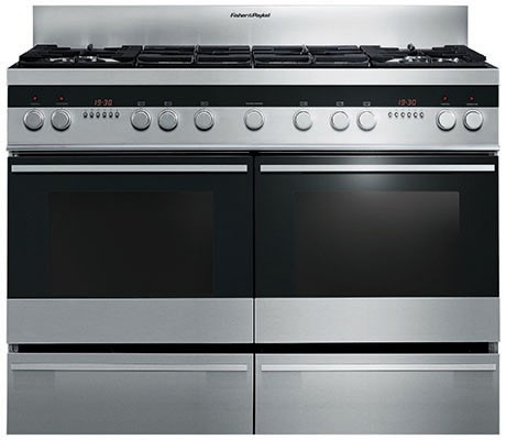 Fisher & Paykel OR120DDWGX2 89429 Dual Fuel Range Cooker